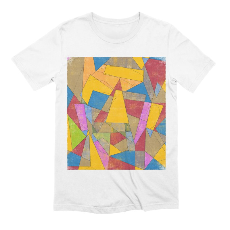Picasso's face Men's Extra Soft T-Shirt by bulo
