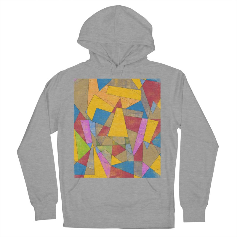 Picasso's face Women's French Terry Pullover Hoody by bulo