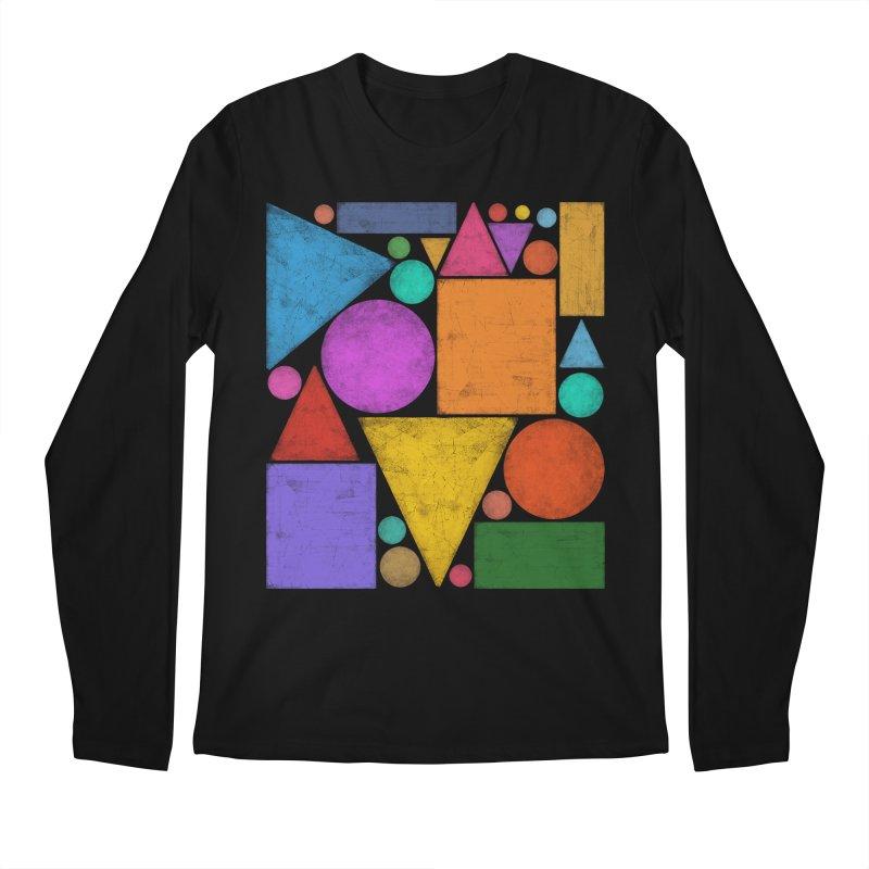 Synesthetische Komposition Men's Regular Longsleeve T-Shirt by bulo