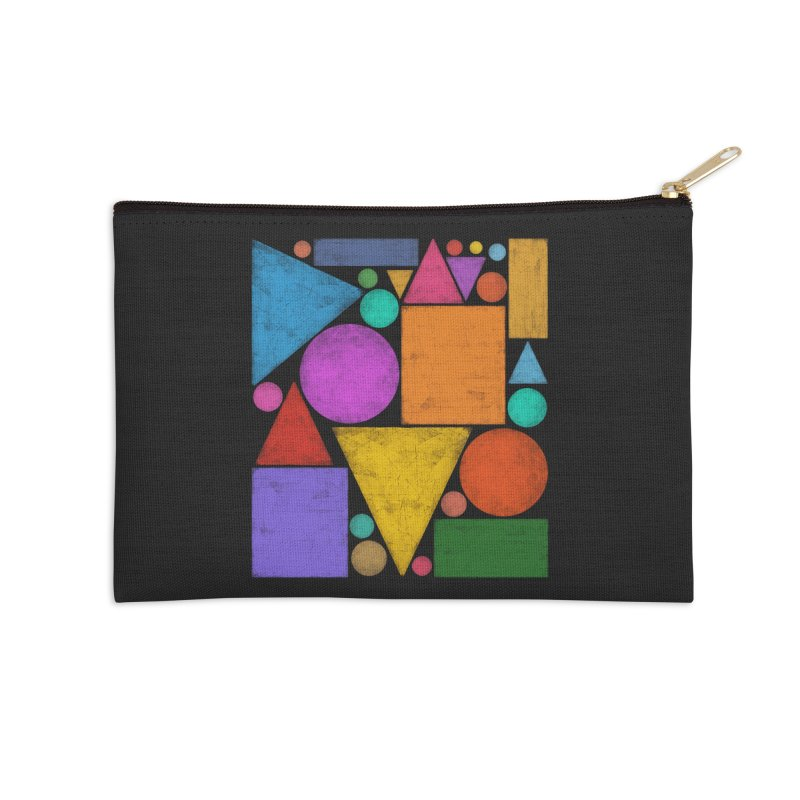 Synesthetische Komposition Accessories Zip Pouch by bulo