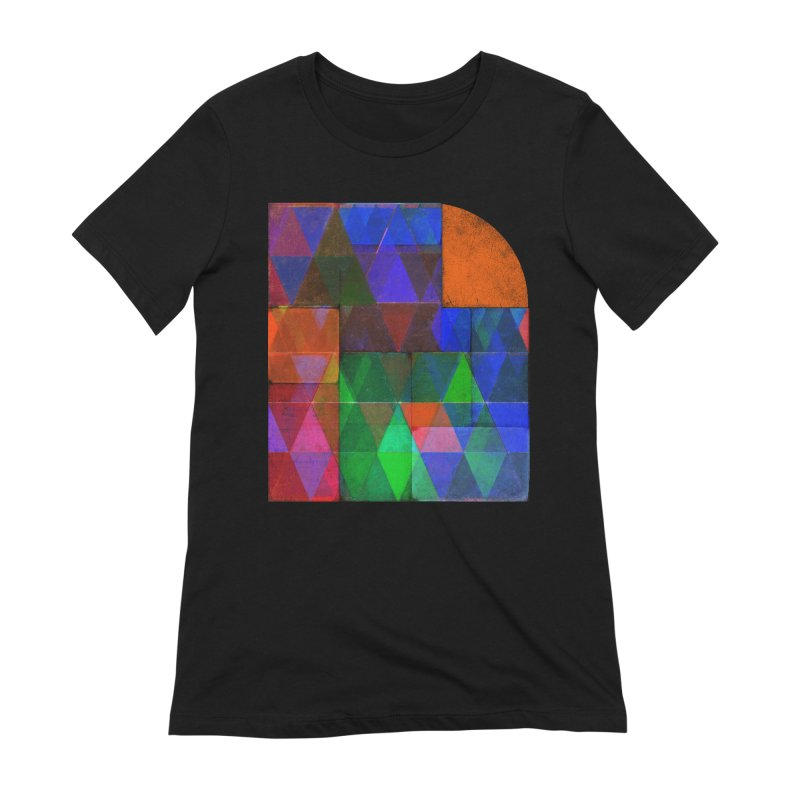 Sunrise Bauhaus Women's Extra Soft T-Shirt by bulo