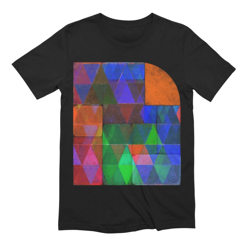Sunrise Bauhaus Men's Extra Soft T-Shirt by bulo