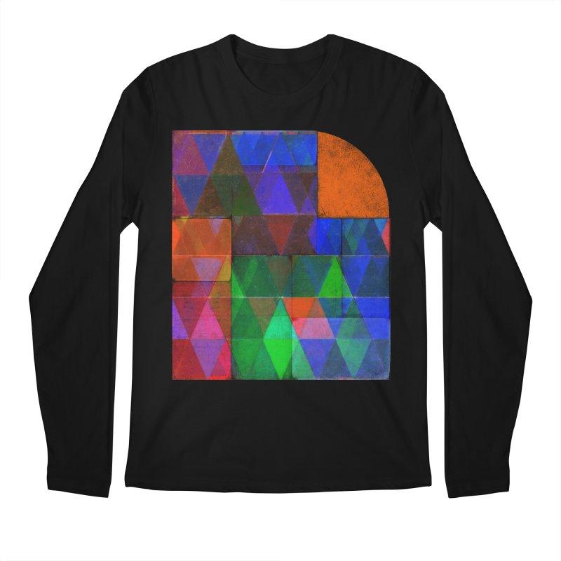 Sunrise Bauhaus Men's Regular Longsleeve T-Shirt by bulo