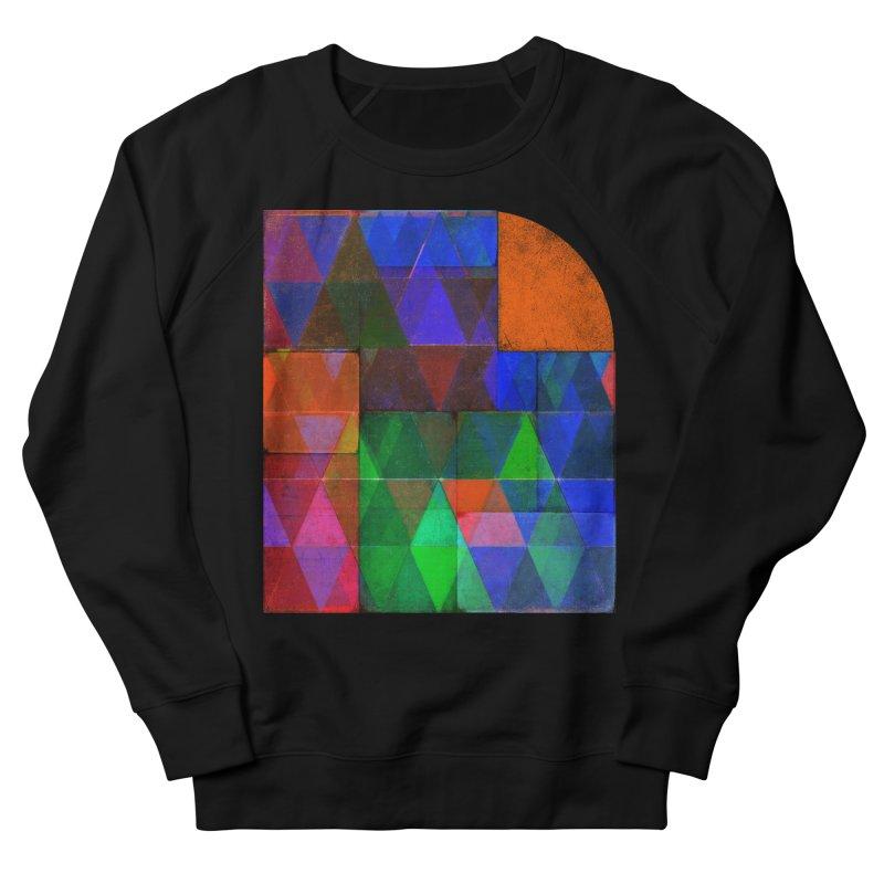 Sunrise Bauhaus Women's French Terry Sweatshirt by bulo