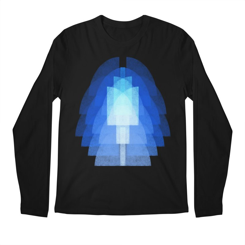Bauhausstil: der Engel Men's Regular Longsleeve T-Shirt by bulo