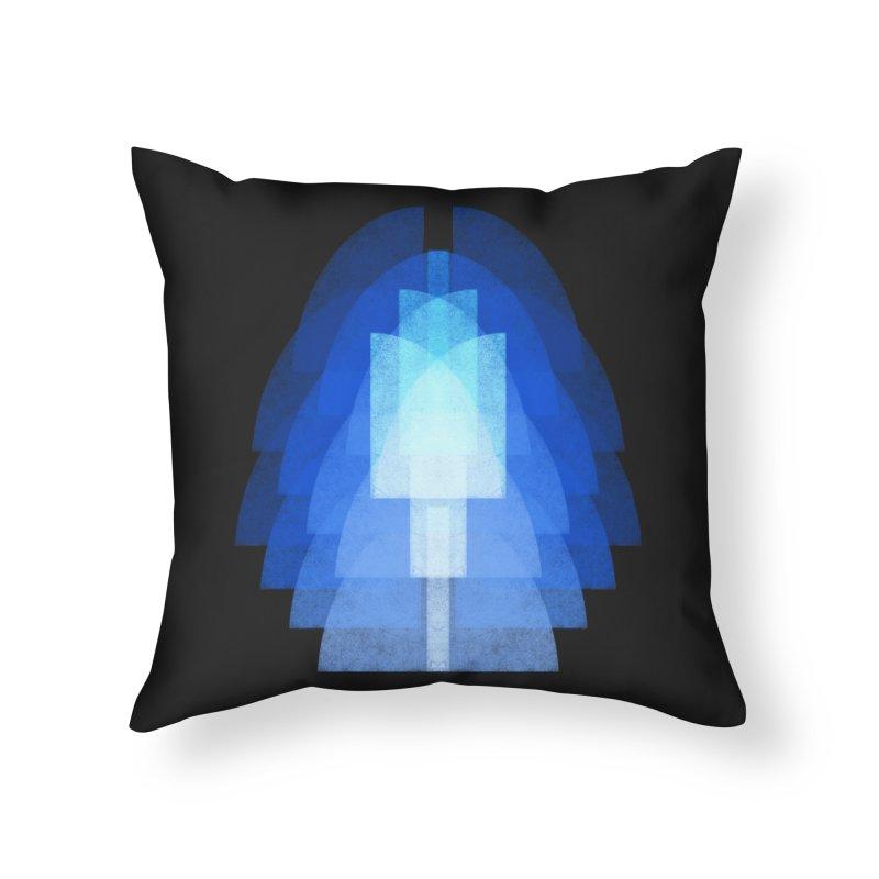 Bauhausstil: der Engel Home Throw Pillow by bulo