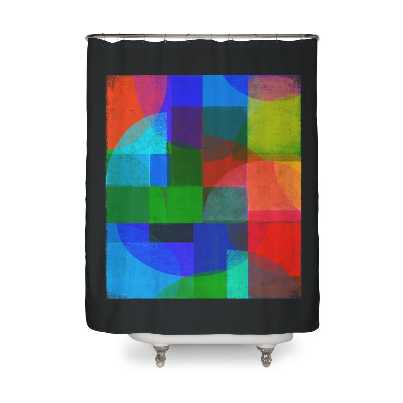 Kleeland Home Shower Curtain by bulo