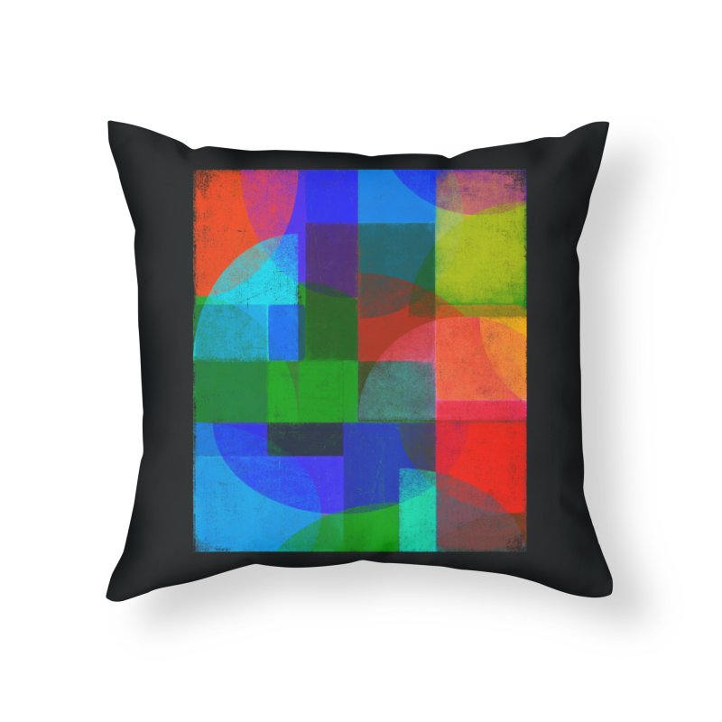 Kleeland Home Throw Pillow by bulo