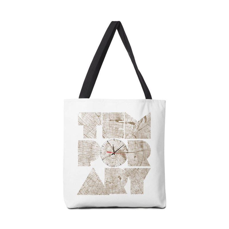 Temporary Accessories Tote Bag Bag by bulo