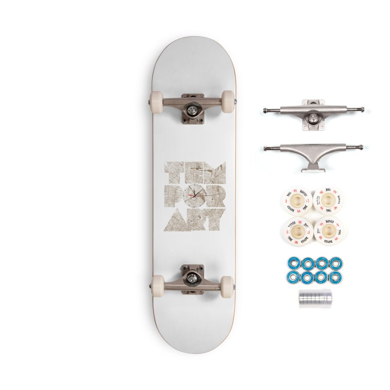 Temporary Accessories Complete - Premium Skateboard by bulo