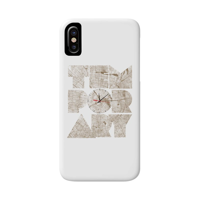 Temporary Accessories Phone Case by bulo