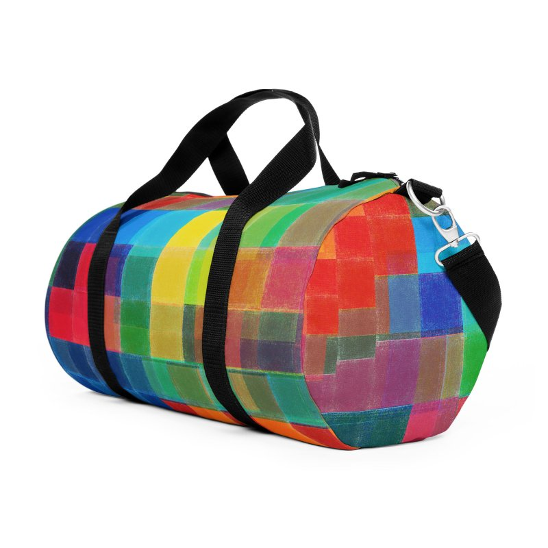 Chaos Accessories Duffel Bag Bag by bulo