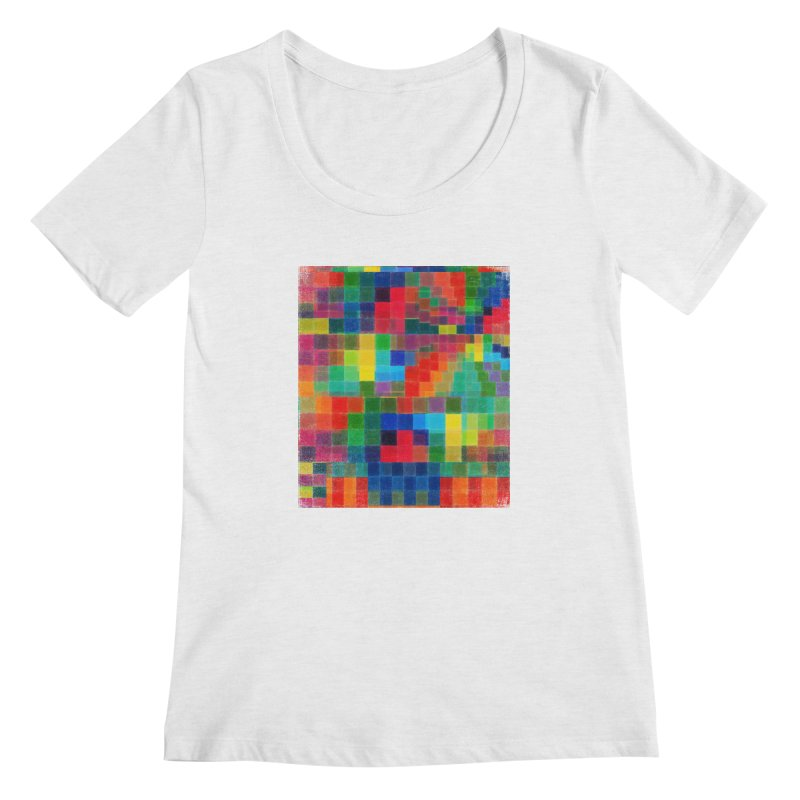 Chaos Women's Scoop Neck by bulo