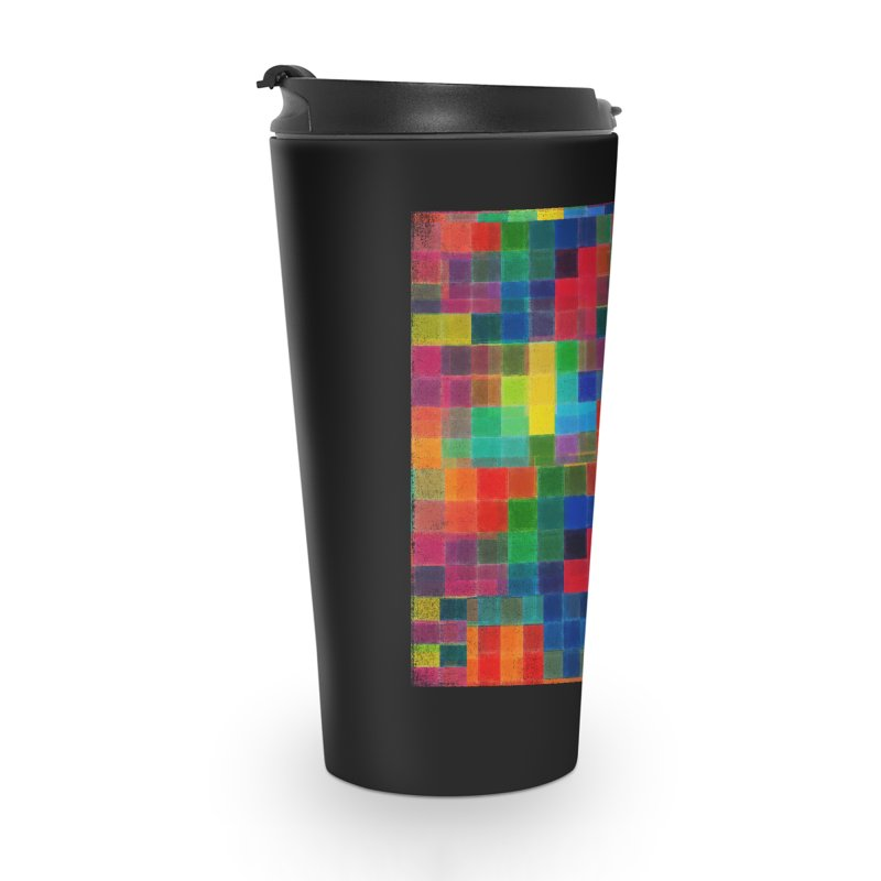 Chaos Accessories Travel Mug by bulo