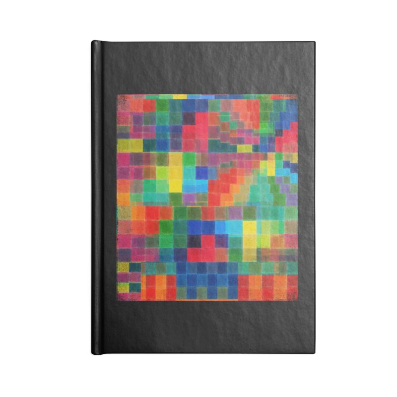 Chaos Accessories Blank Journal Notebook by bulo