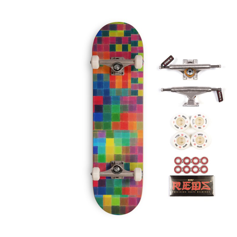Chaos Accessories Complete - Pro Skateboard by bulo