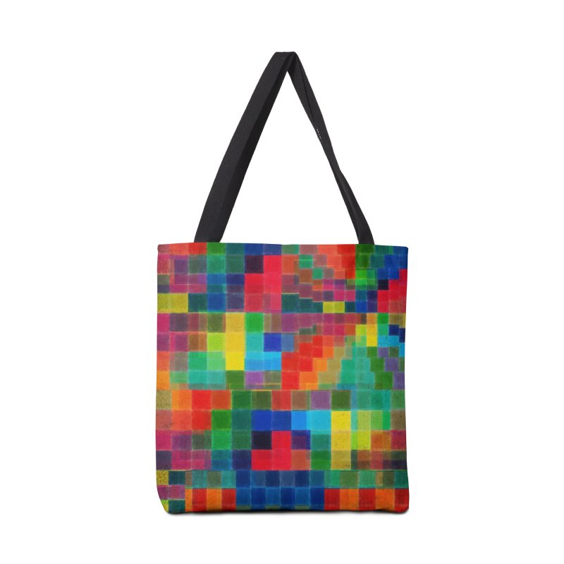 Chaos Accessories Tote Bag Bag by bulo