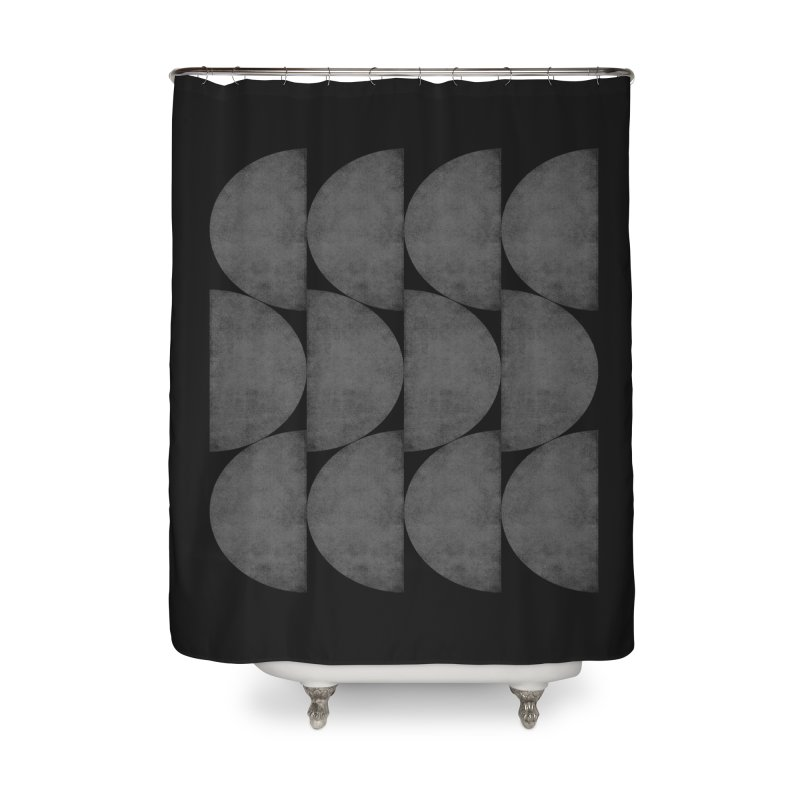 Ormskinn Home Shower Curtain by bulo