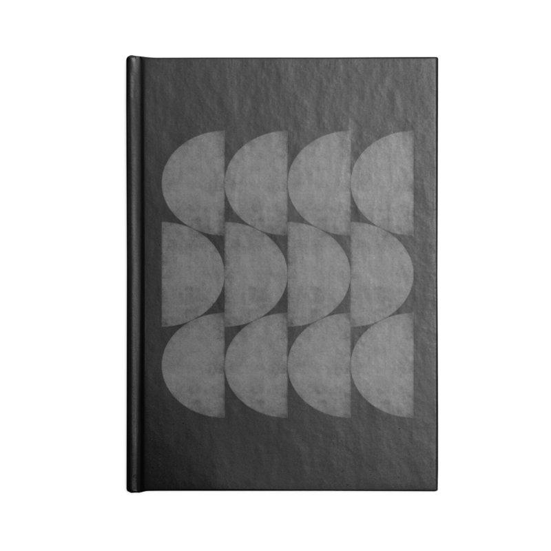 Ormskinn Accessories Blank Journal Notebook by bulo
