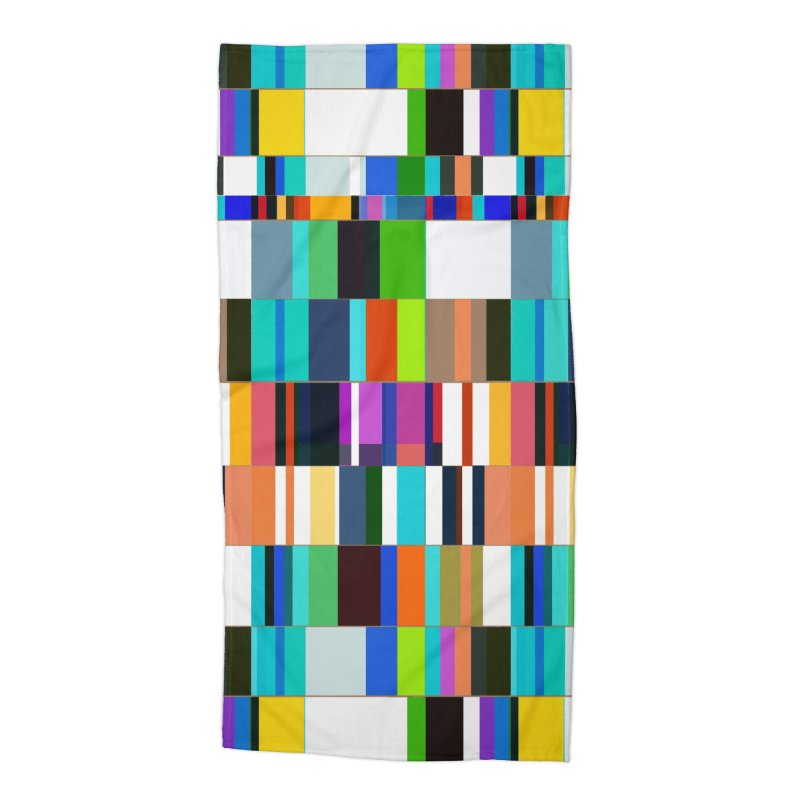 das mOdell Accessories Beach Towel by bulo