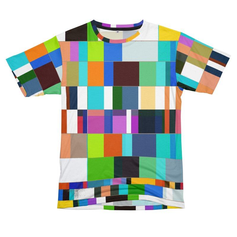 das mOdell Women's Unisex T-Shirt Cut & Sew by bulo