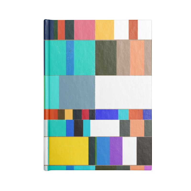 das mOdell Accessories Lined Journal Notebook by bulo