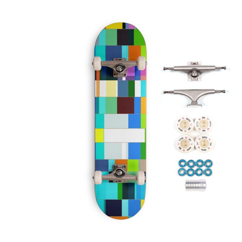 das mOdell Accessories Complete - Premium Skateboard by bulo