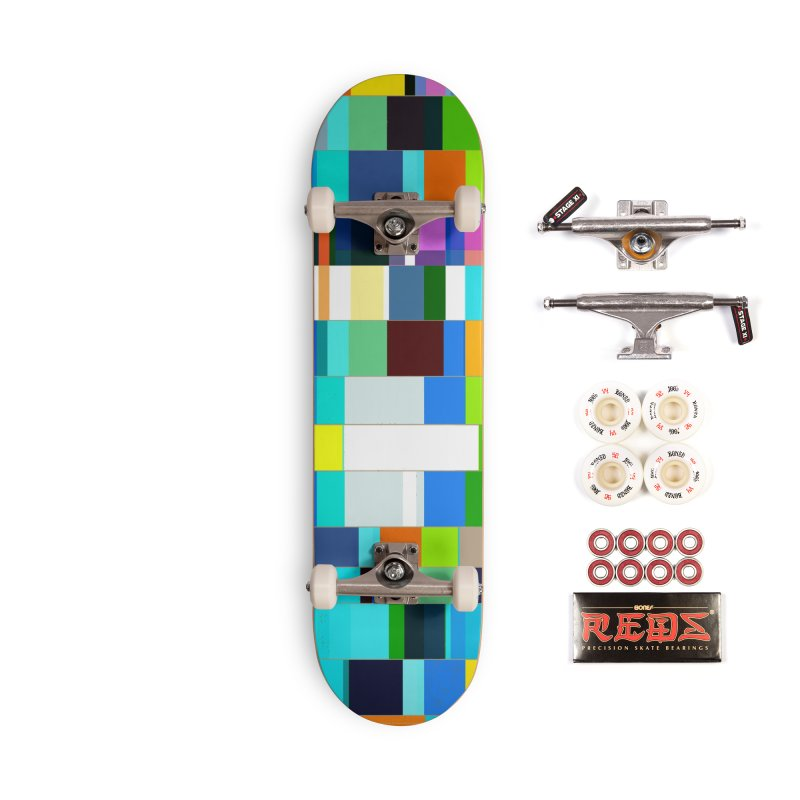 das mOdell Accessories Complete - Pro Skateboard by bulo