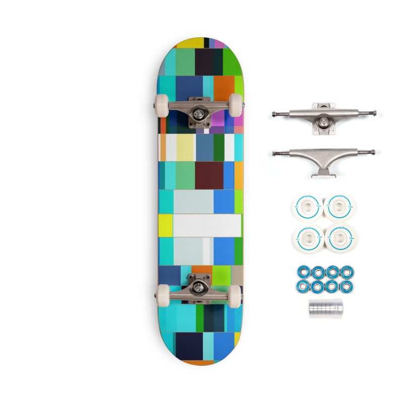das mOdell Accessories Complete - Basic Skateboard by bulo