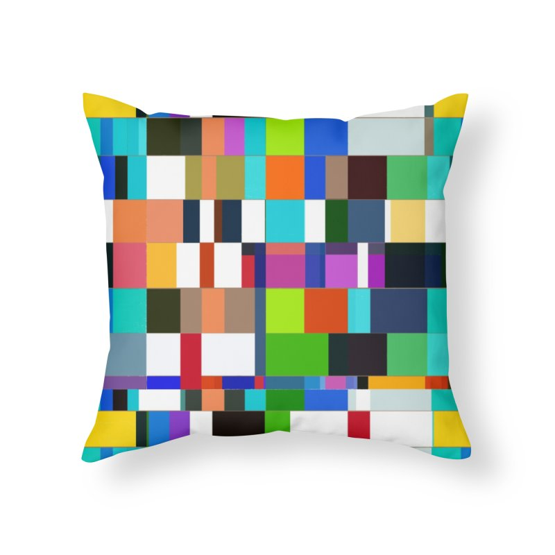das mOdell Home Throw Pillow by bulo