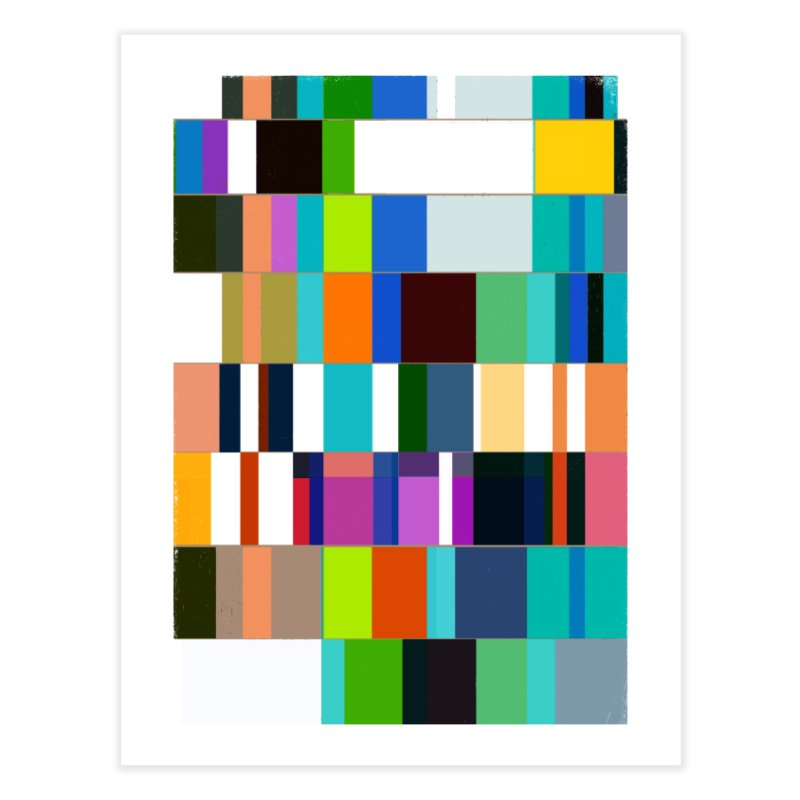 das mOdell Home Fine Art Print by bulo