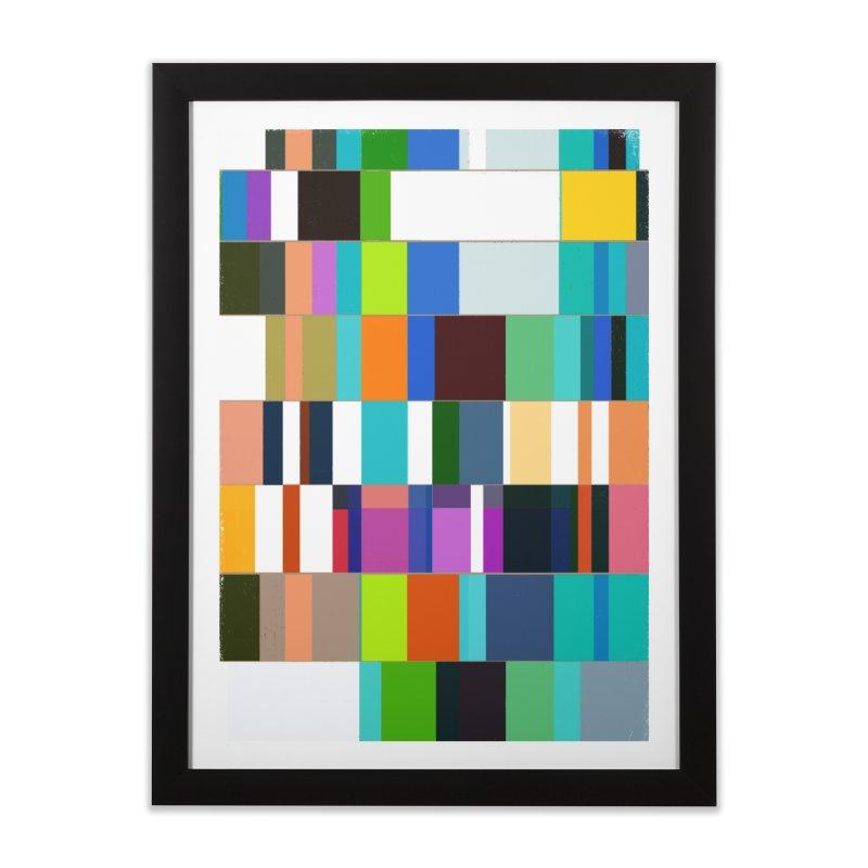 das mOdell Home Framed Fine Art Print by bulo
