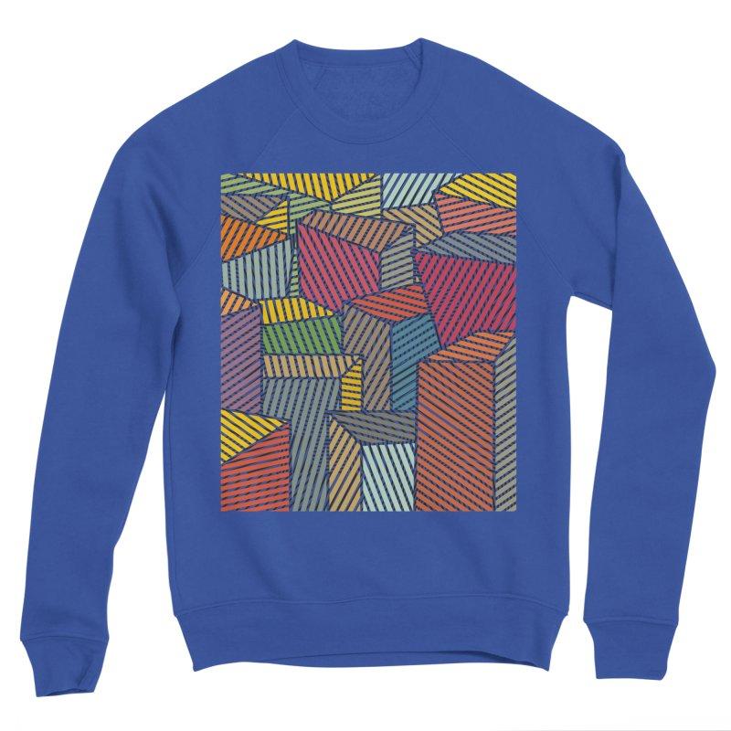 Architexture remix Women's Sponge Fleece Sweatshirt by bulo