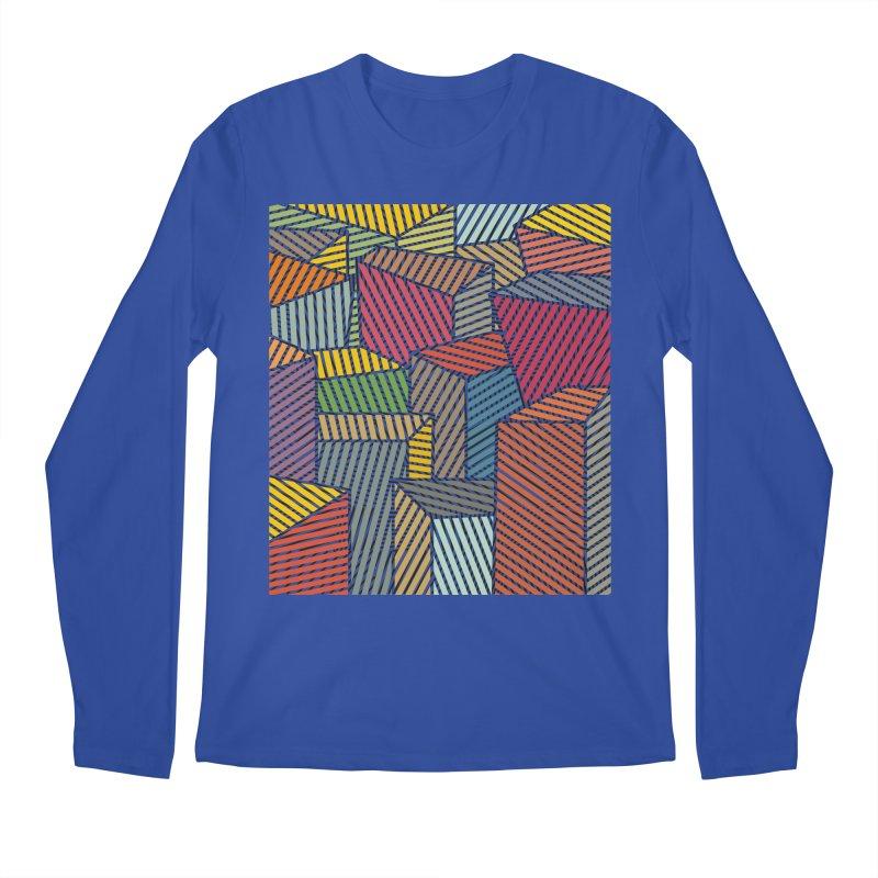 Architexture remix Men's Regular Longsleeve T-Shirt by bulo