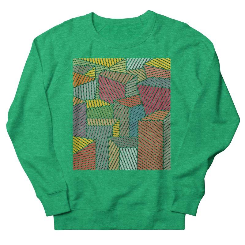 Architexture remix Women's French Terry Sweatshirt by bulo
