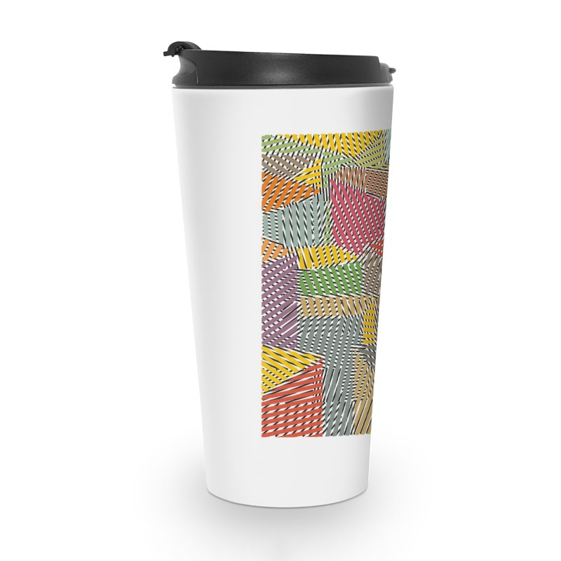 Architexture remix Accessories Travel Mug by bulo