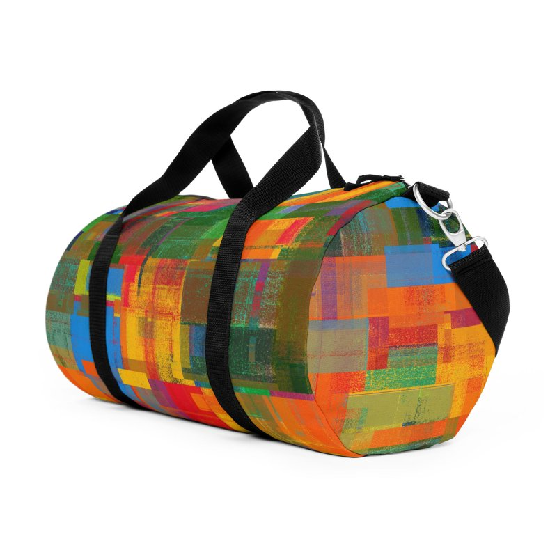 Decomposition Accessories Duffel Bag Bag by bulo