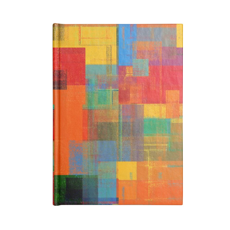 Decomposition Accessories Blank Journal Notebook by bulo