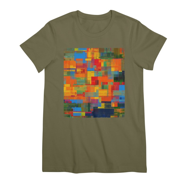 Decomposition Women's Premium T-Shirt by bulo