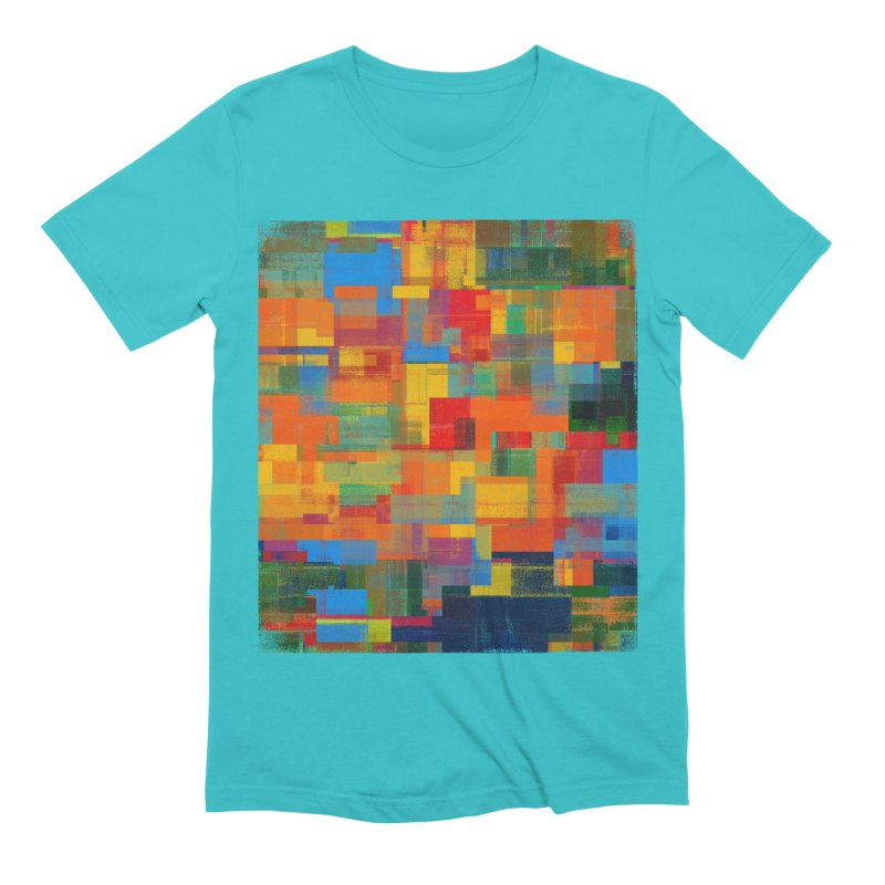 Decomposition Men's Extra Soft T-Shirt by bulo
