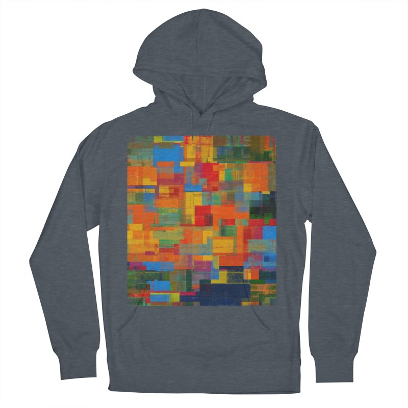 Decomposition Men's French Terry Pullover Hoody by bulo