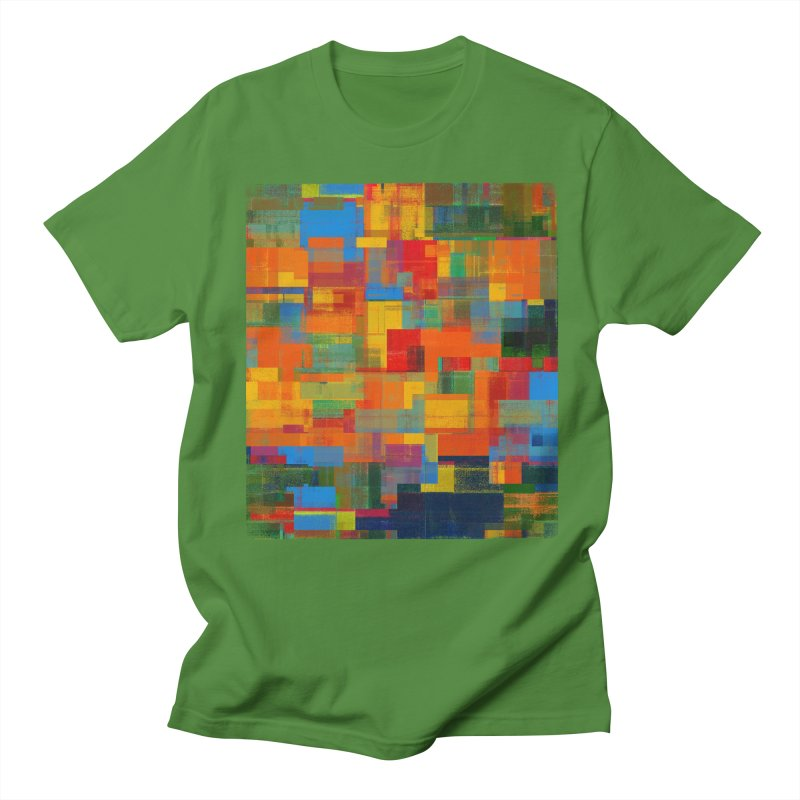 Decomposition Men's Regular T-Shirt by bulo