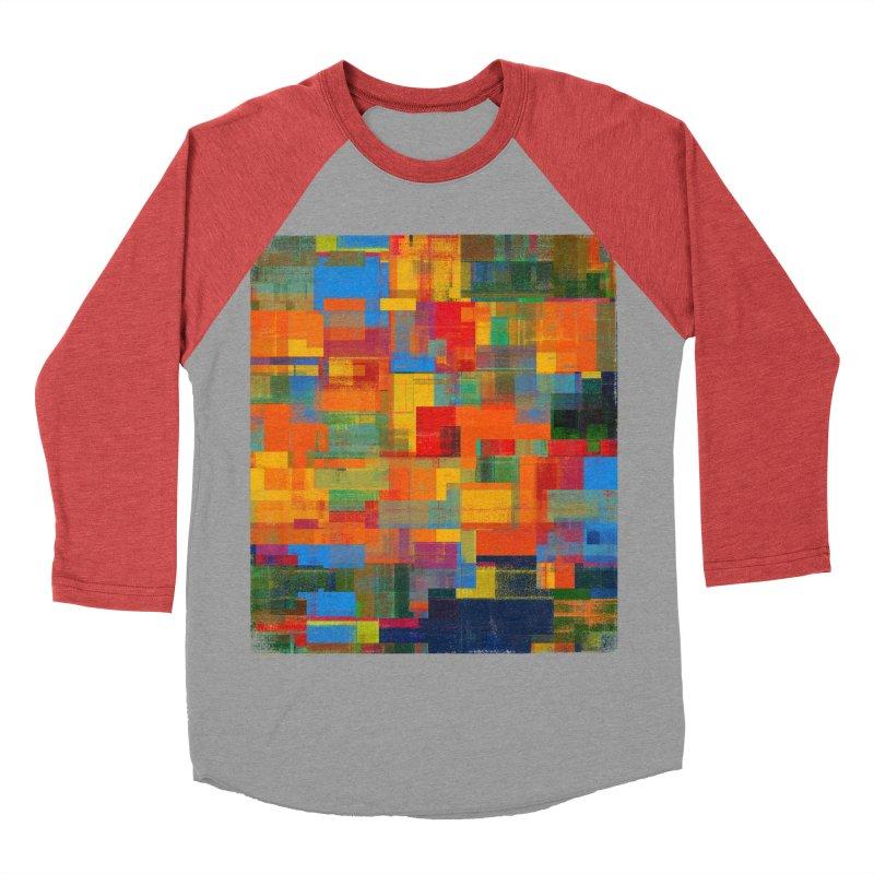 Decomposition Men's Baseball Triblend Longsleeve T-Shirt by bulo
