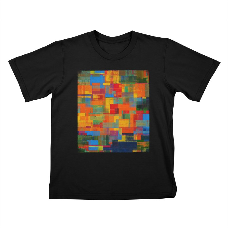 Decomposition Kids T-Shirt by bulo