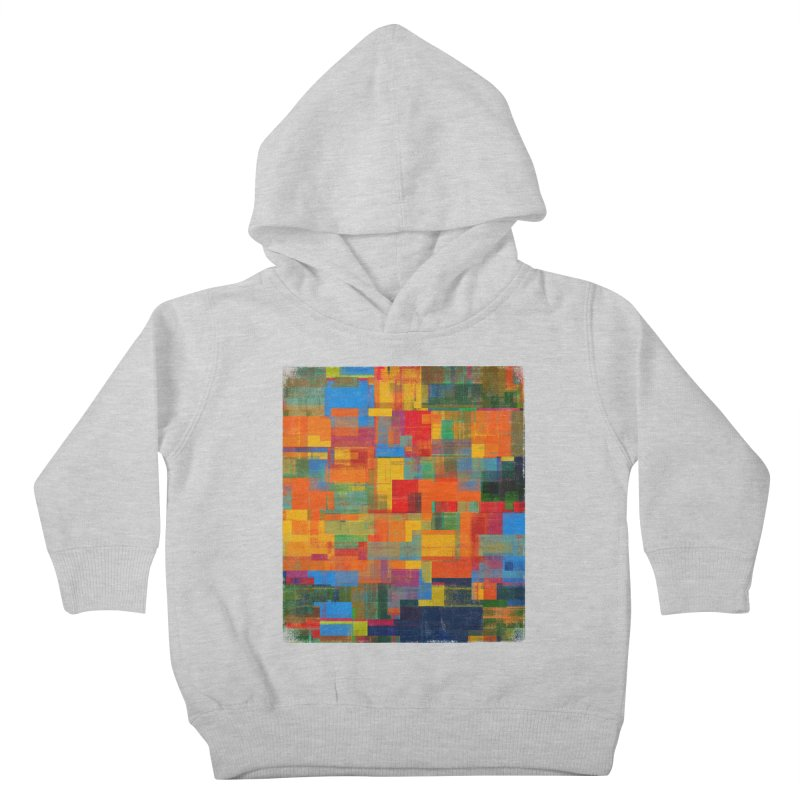 Decomposition Kids Toddler Pullover Hoody by bulo
