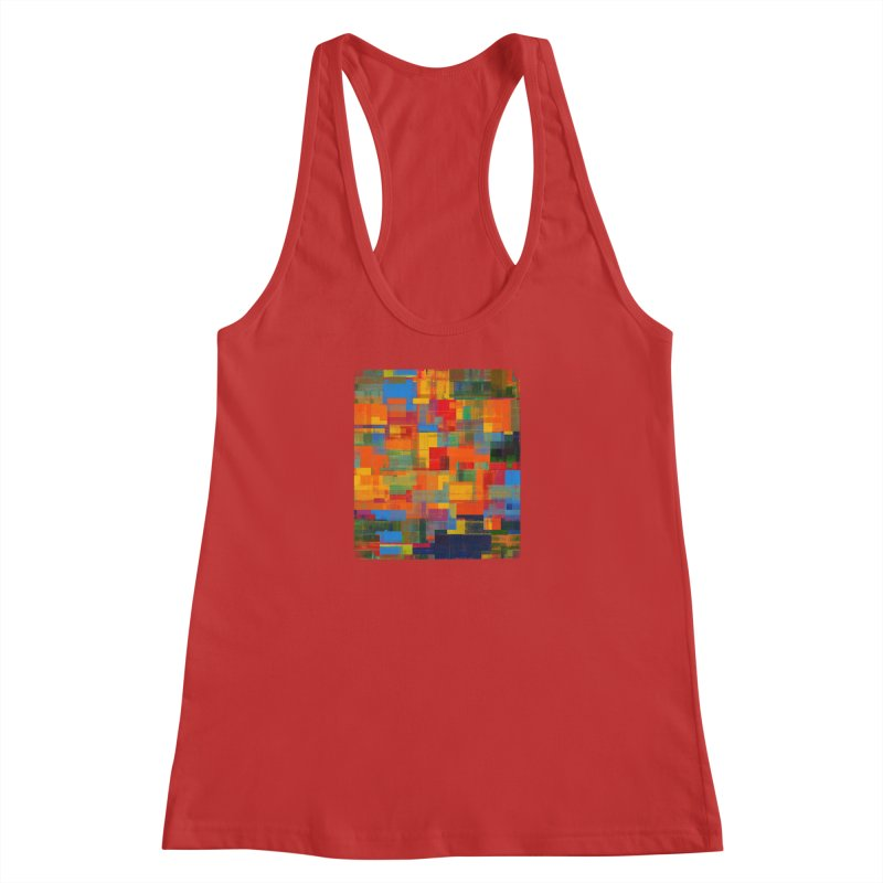 Decomposition Women's Tank by bulo