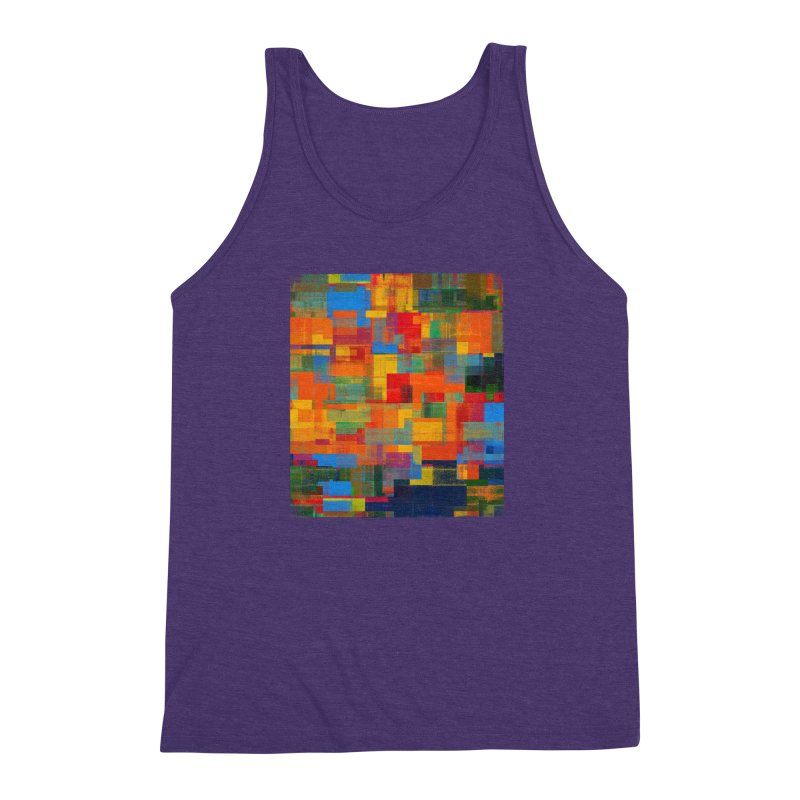Decomposition Men's Triblend Tank by bulo
