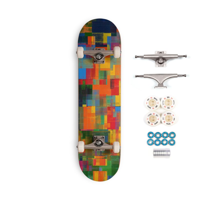 Decomposition Accessories Complete - Premium Skateboard by bulo