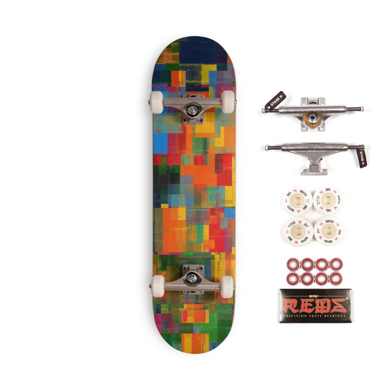 Decomposition Accessories Complete - Pro Skateboard by bulo