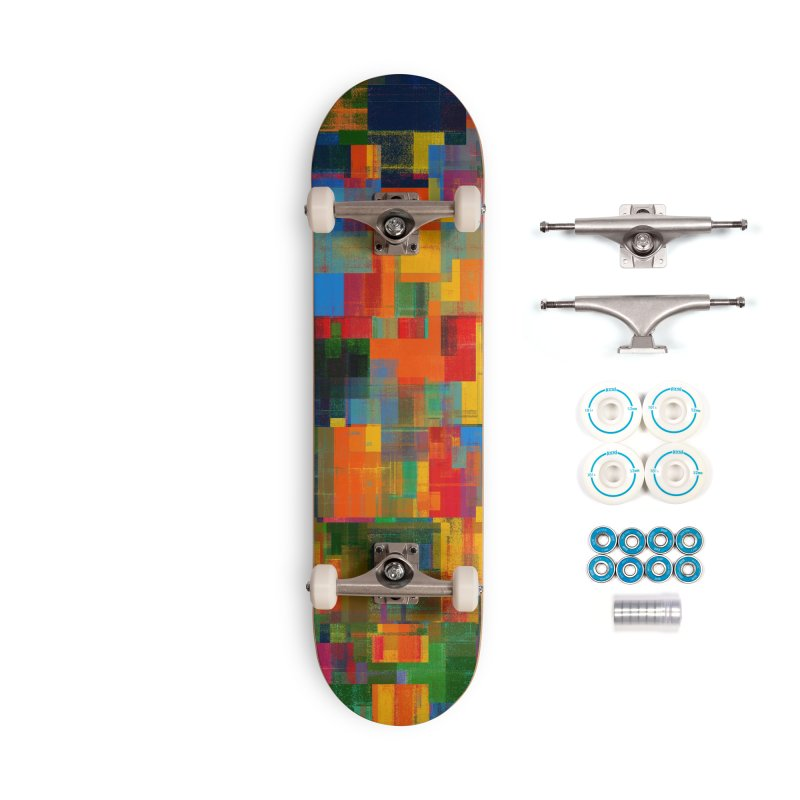 Decomposition Accessories Complete - Basic Skateboard by bulo